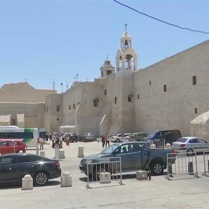 كنيسة المهد تعاود فتح أبوابها مع تخفيف قيود كورونا