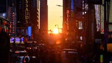 انقطاع الكهرباء في نيويورك.. شاهد محطات المترو مظلمة