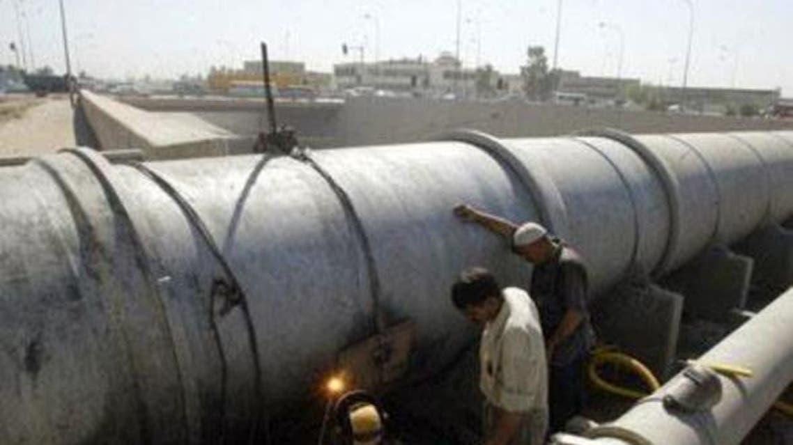 generic gas pipeline (AFP)