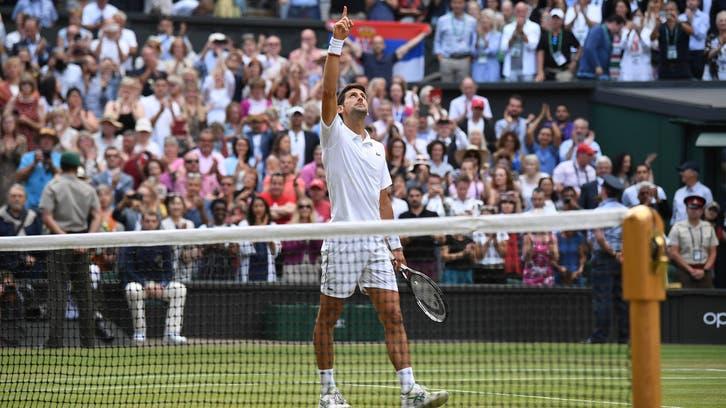 ديوكوفيتش.. المصنف التاريخي الأول للاعبي التنس