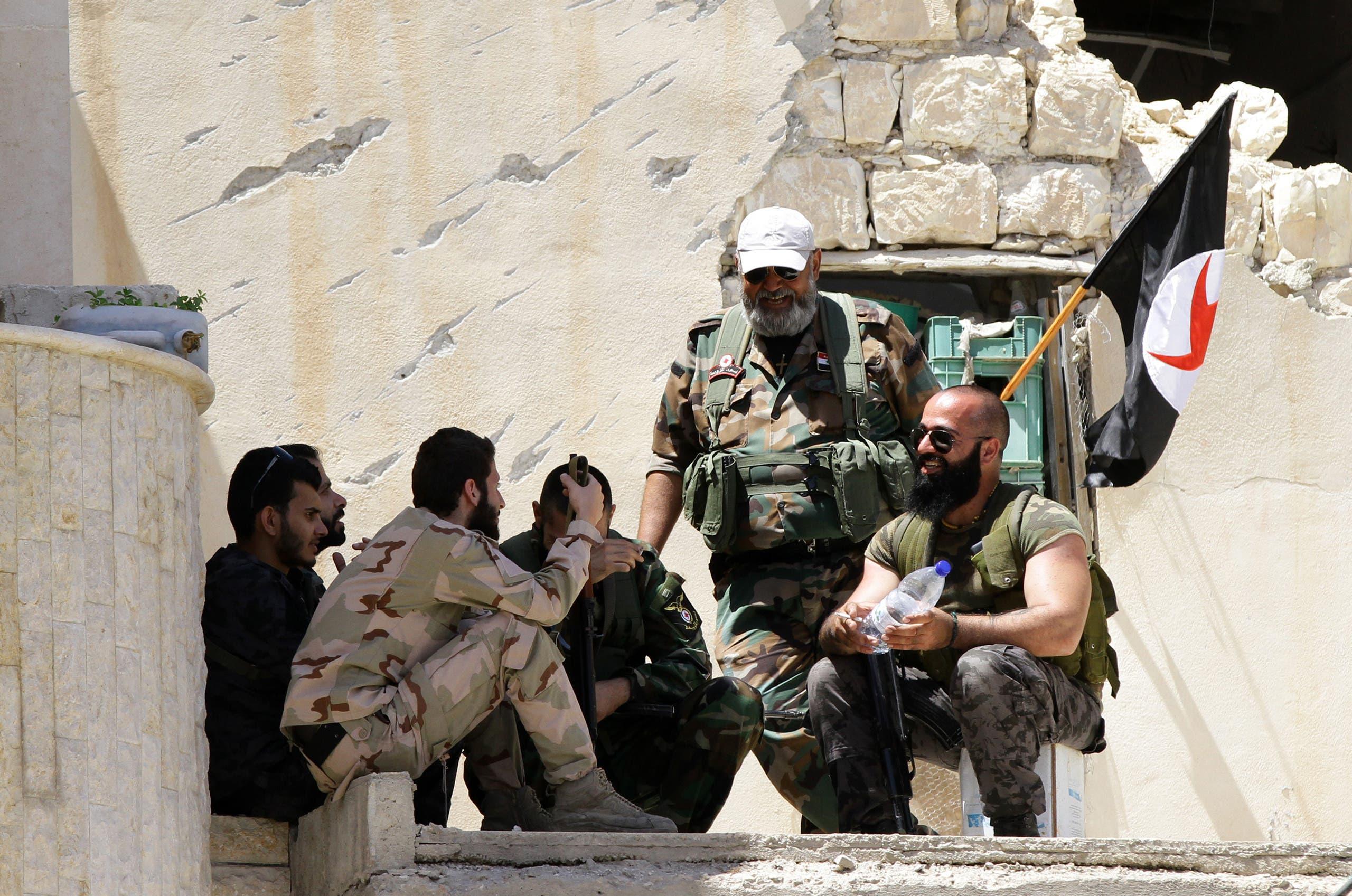 من ميليشيا الدفاع الوطني سوريا