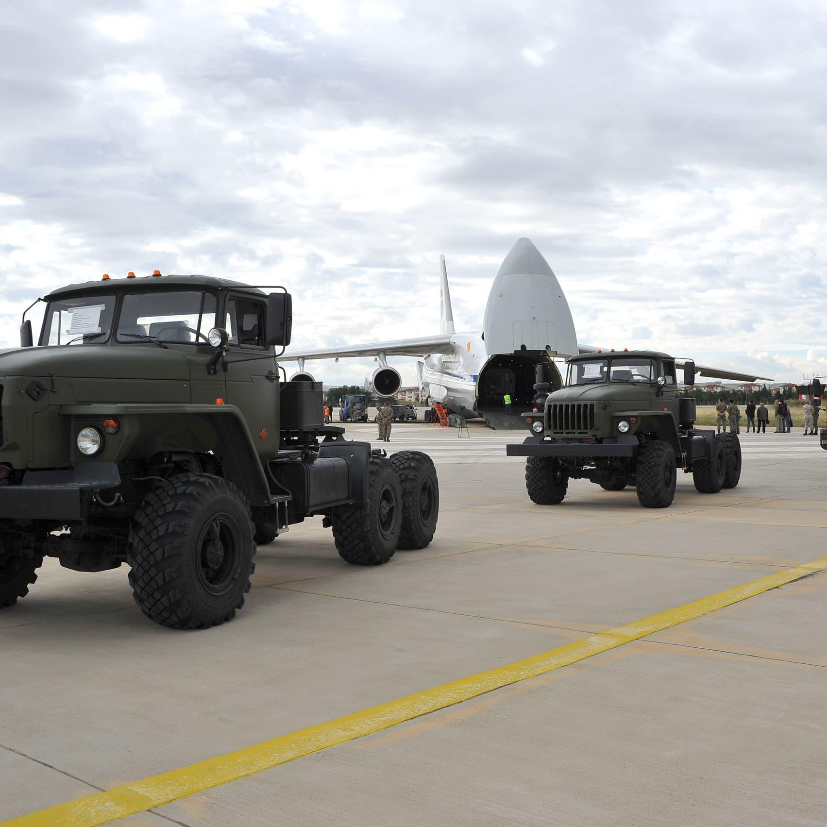 روسيا وتركيا تعملان على عقد جديد لصواريخ إس-400