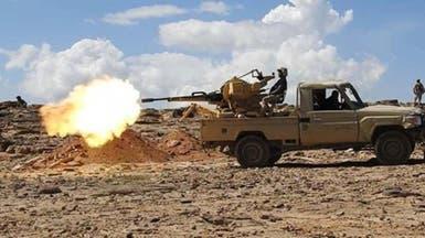 الجيش اليمني: قواتنا حققت تقدّماً كبيراً في صرواح