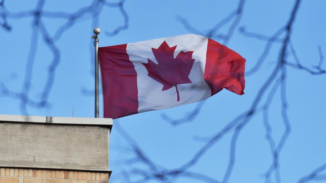 canadian flag (AFP)