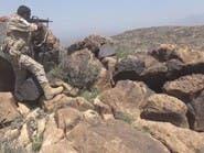 اليمن.. معارك الضالع تشتد واستهداف تعزيزات حوثية