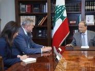 عون: نستغرب غياب الدعم الأممي لمطلبنا بعودة السوريين لبلدهم