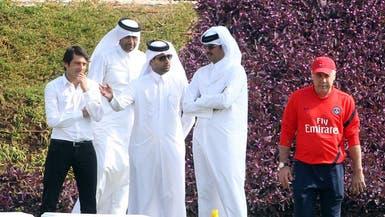وثائق جديدة تكشف تلاعب الخليفي وأمير قطر بقوانين فيفا