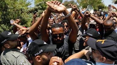 إسرائيل تفرج عن الضابط الذي أشعل غضب الإثيوبيين
