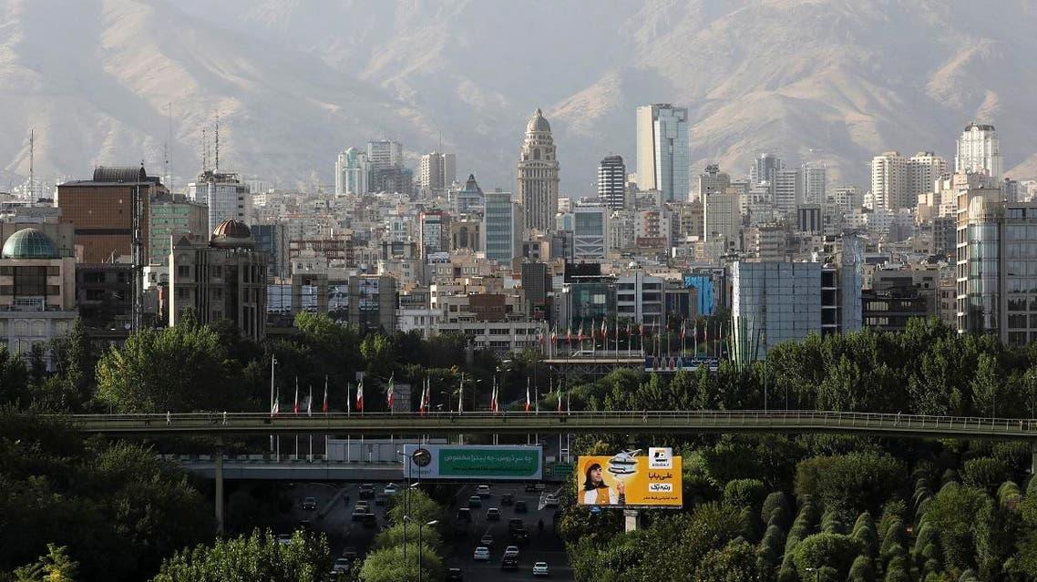 This Friday, July 11, 2019 photo, shows part of northern Tehran, Iran. (AP)