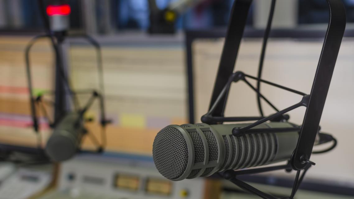 radio station (shutterstock)