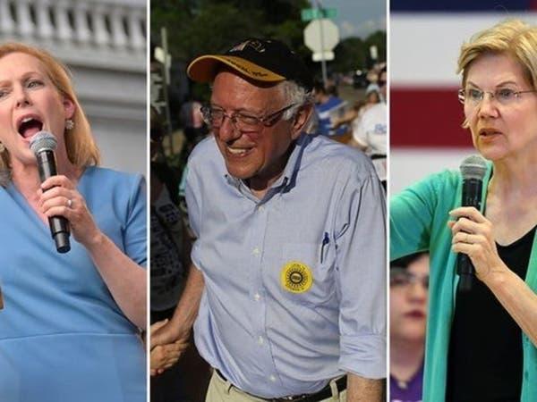 حرب بين مرشحي الحزب الديمقراطي لجذب الناخبين من الإنترنت