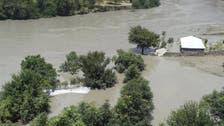 آزاد کشمیر کے سیلابی ریلے میں 22 افراد بہہ گئے