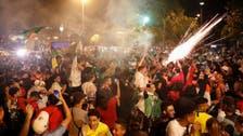 الجزائری فٹبال ٹیم کے کوالیفائی کرنے پر فرانس میں ہنگامے پھوٹ پڑے،282 افراد گرفتار