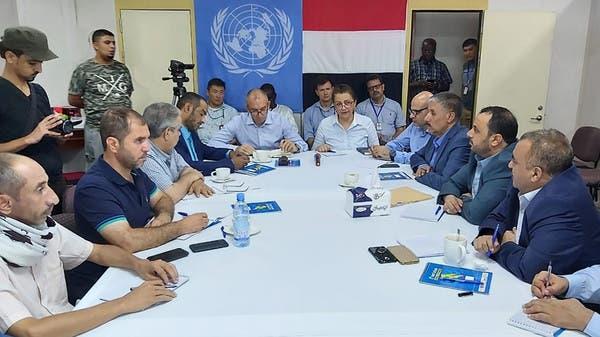 لجنة إعادة الانتشار تناقش التهدئة والحوثي يهاجم ميدانياً