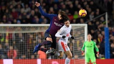 برشلونة يعيد لاعبه كوكوريا.. ويعتزم بيع عقده