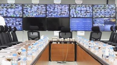 500 كاميرا رقمية في غرفة متابعة حركة الأضاحي والهدي بالحج