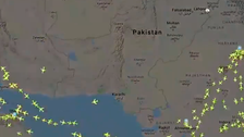پاکستان کی فضائی حدود کمرشل پروازوں کے لئے مکمل طور پر کھل گئی