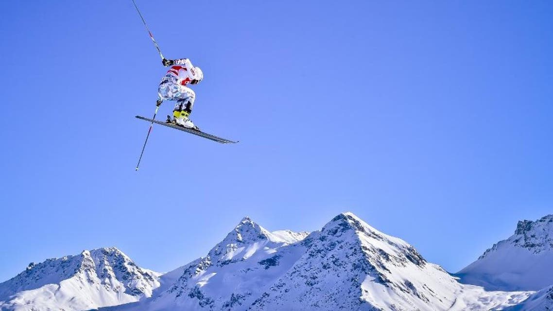 Arosa ski in Switzerland - Alps - AFP