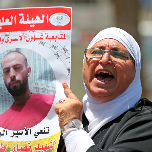 فلسطين تطالب بتحقيق دولي في وفاة أسير