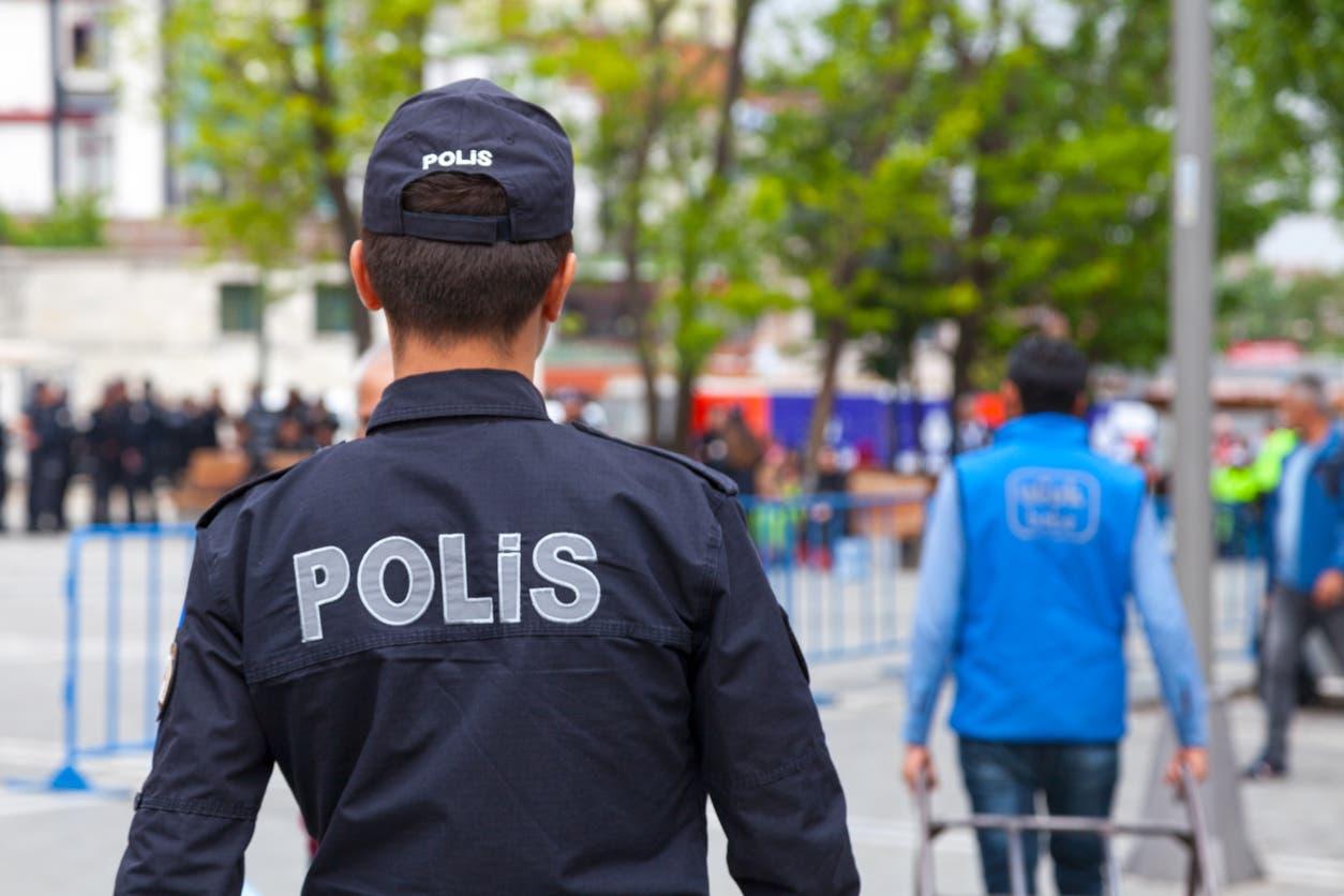 """عنصر من الشرطة التركية """"أرشيفية"""""""