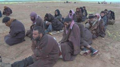 هروب 7 من سجناء داعش شمال شرق سوريا وإعادة اعتقال 4