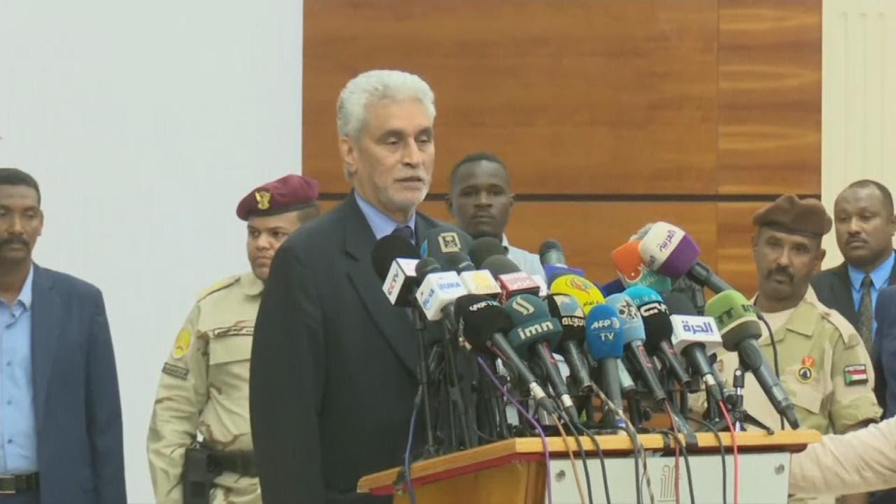 المبعوث الإفريقي إلى السودان