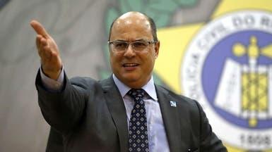"""حاكم ريو دي جانيرو يشبّه عصابات المخدرات بـ""""حزب الله"""""""