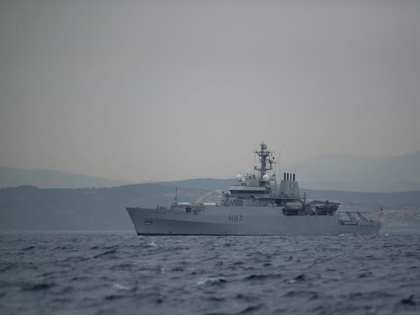 لندن: نشر سفينتنا الحربية بالخليج لضمان حرية الملاحة