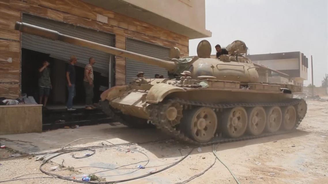 THUMBNAIL_ فرنسا وبريطانيا ومصر والإمارات وأمريكا وإيطاليا تدعو لوقف القتال في طرابلس