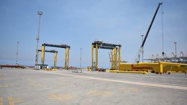 ميناء الملك عبدالله يتسلم 28 رافعة لتوسعة إلى 5 ملايين حاوية