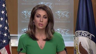 واشنطن: على الإيرانيين أن يثبتوا استعدادهم للتفاوض