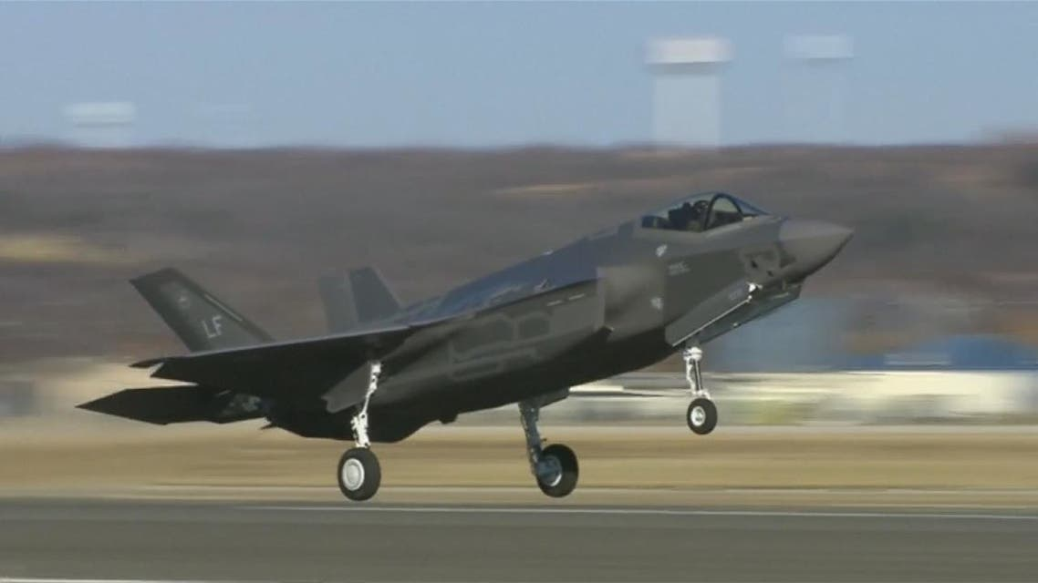 تركيا تندد بعد استبعادها من برنامج المقاتلات إف 35