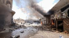 At least 15 civilians killed in airstrike on Syrian village