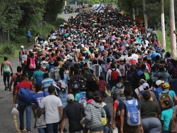 أميركا اعتقلت نحو مليون مهاجر غير شرعي خلال عام