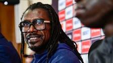 سيسيه: راض عن مستوى السنغال في البطولة