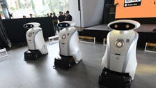 Squeaky clean: Friendly robots spruce up Singapore