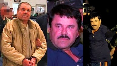 """المؤبد لبارون المخدرات """"إل تشابو"""" مع أشهر سجناء الإرهاب"""