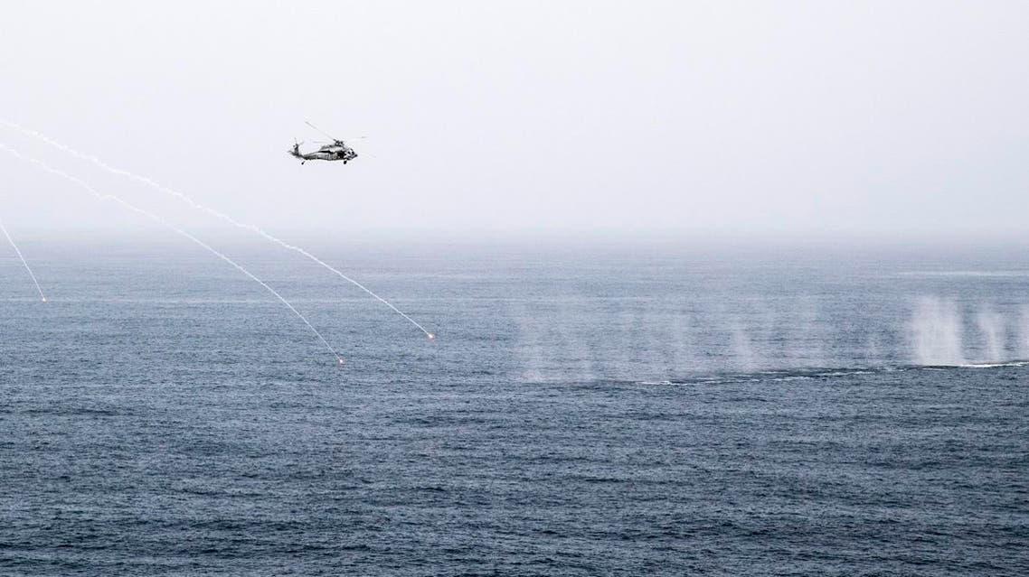 Arabian Gulf. (AFP)