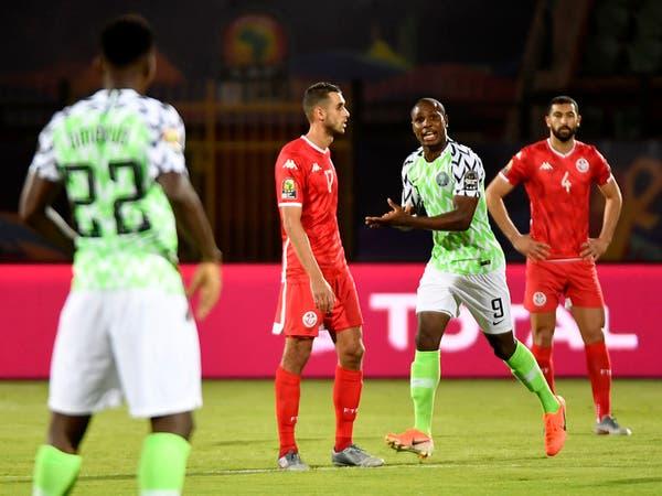 """نيجيريا تتجاوز تونس وتحقق """"ثالث"""" كأس إفريقيا"""