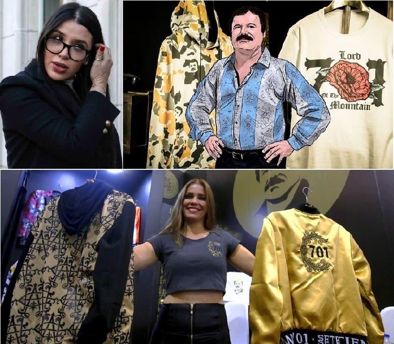 زوجته افتتحت الثلاثاء الماضي محلا بالمكسيك لألبسة بدأت بإنتاجها تحت اسم إل تشابو 701 تحمل اسمه