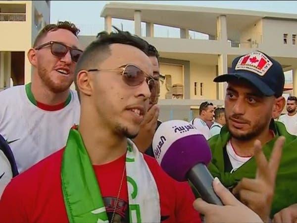 الجزائر تواصل استعداداتها لمواجهة السنغال في النهائي