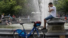 US heatwave just warming up for long and scorching weekend