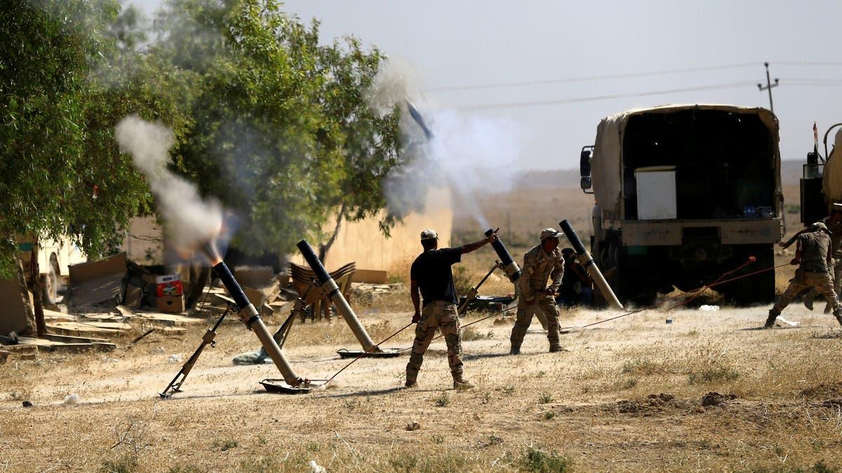 العراق.. مقتل 18 من عناصر الأمن في مواجهات مع داعش