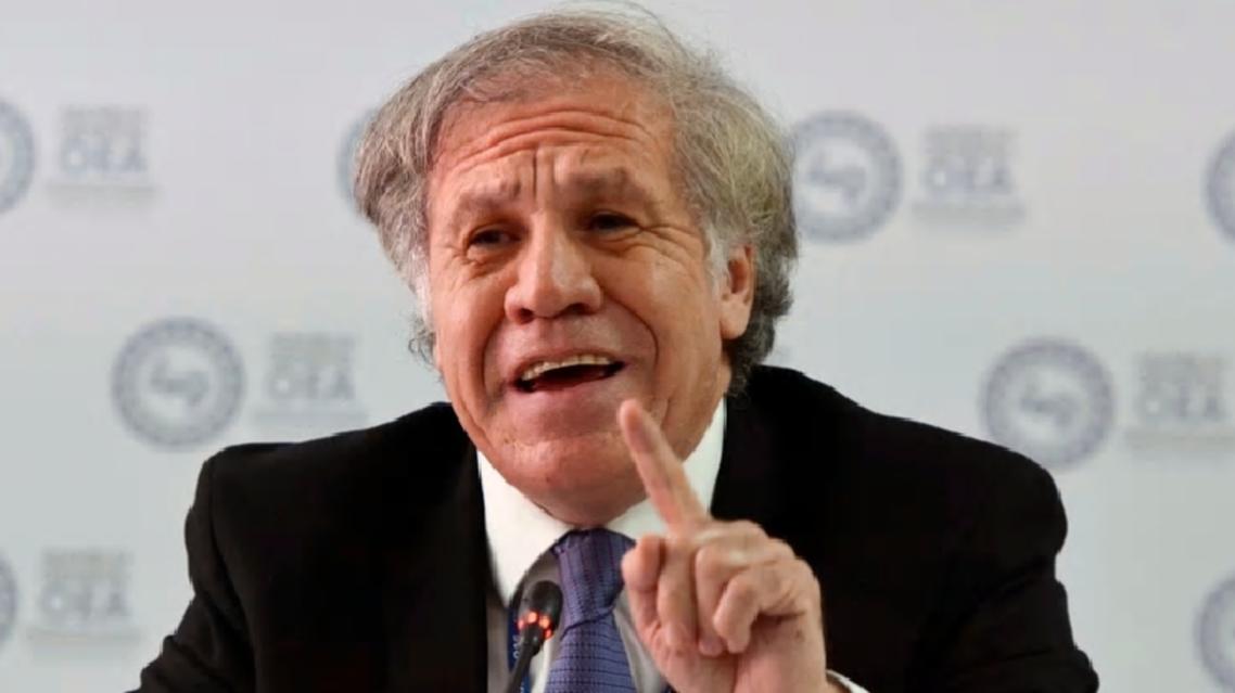 لويس ألماغرو، وجه دعوته في ذكرى عمل ارهابي بالأرجنتين