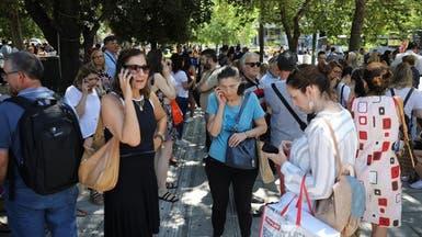 زلزال يهز أثينا.. وذعر عارم في الشوارع