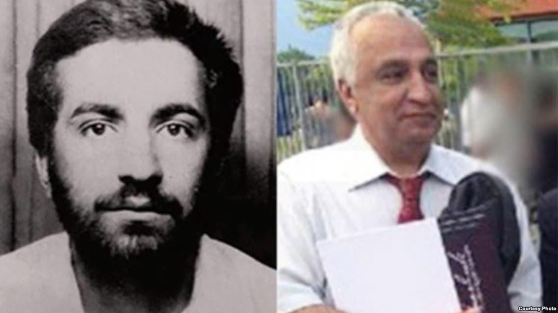 من اليمن علي معتمد الذي يقال أنه محمد رضا كلاهي صمدي ( على اليسار)