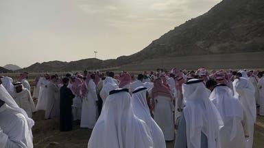 تشييع جثمان غريق نياغرا إلى مثواه الأخير في مكة