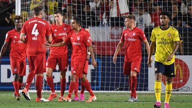 بايرن يغادر إلى هيوستن لمواجهة ريال مدريد