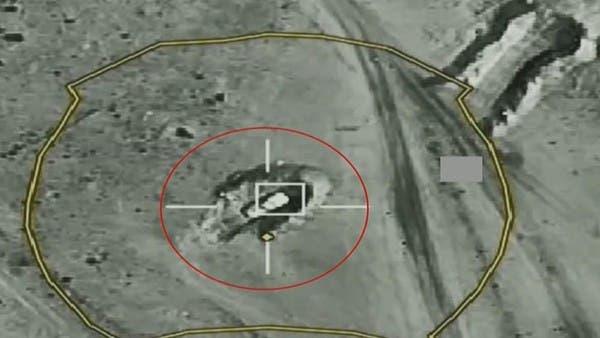 التحالف: استهداف مخازن حوثية للطائرات المسيّرة في ذمار