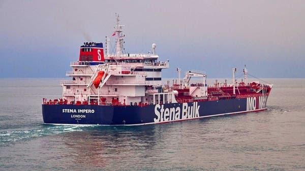 لندن: إيران احتجزت الناقلة في مياه عُمان